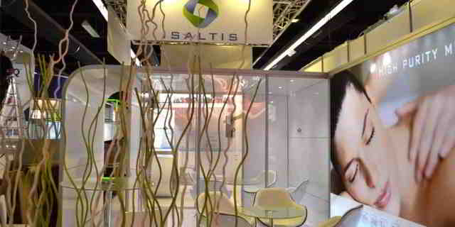 Stand sur mesure salon CPHI